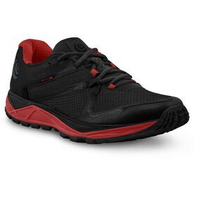 Topo Athletic MT-3 Zapatillas Running Hombre, negro/rojo